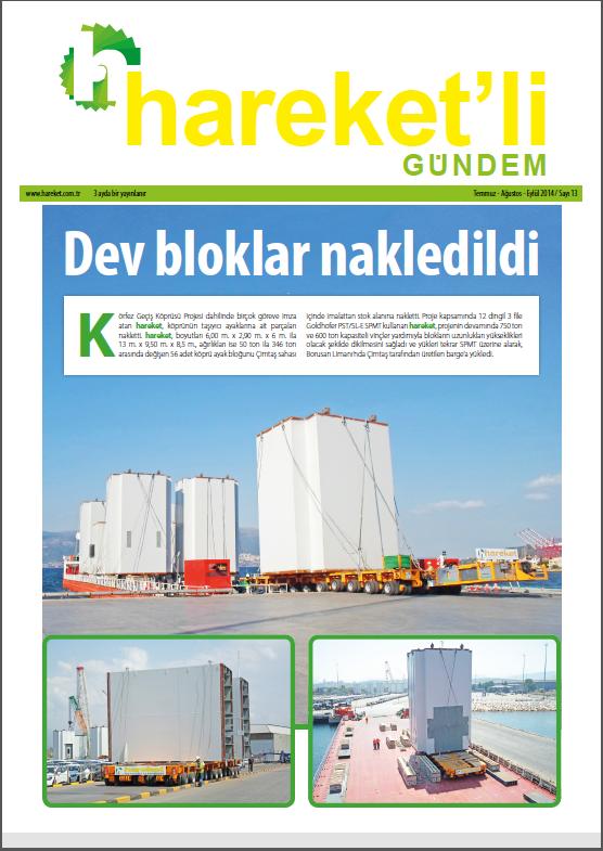 Hareket'li Gündem Magazine - ISSUE 13