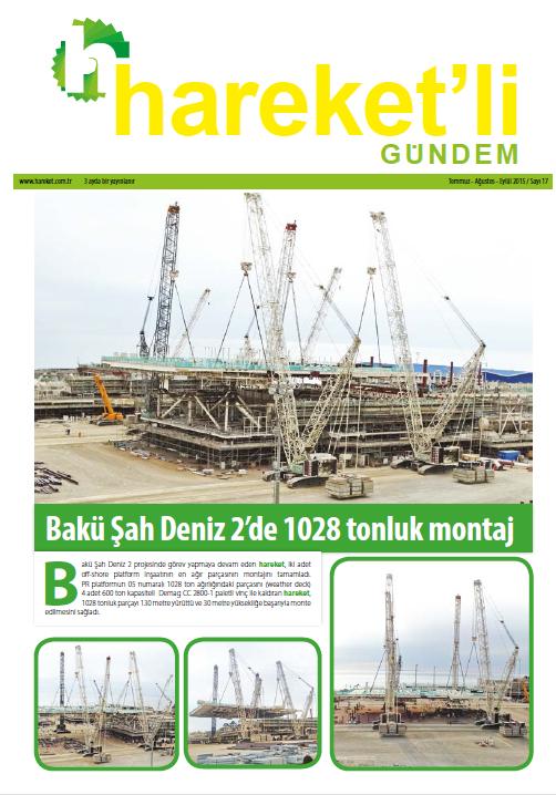 Hareket'li Gündem Magazine - ISSUE 17