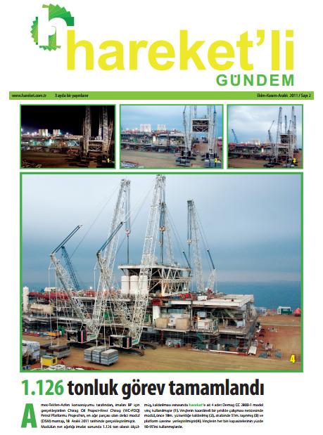 Hareket'li Gündem Magazine - ISSUE 2
