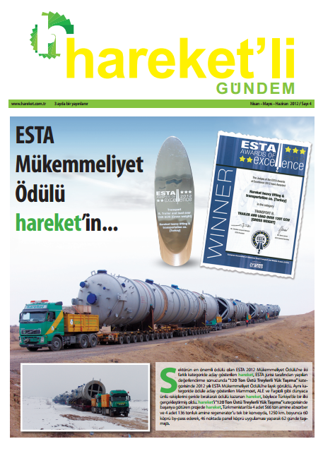 Hareket'li Gündem Magazine - ISSUE 4