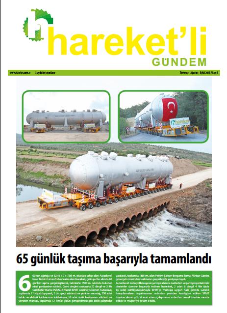 Hareket'li Gündem Magazine - ISSUE 9