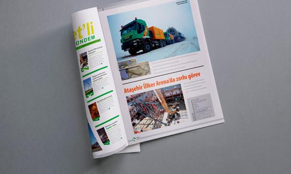Magazine Hareket'li Gündem