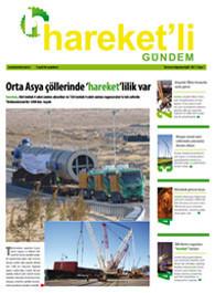 Hareket'li Gündem Magazine - ISSUE 1